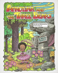"Afrotina and the Three Bears<br>$15.00<form target=""paypal"" action=""https://www.paypal.com/cgi-bin/webscr"" method=""post""> <input type=""hidden"" name=""cmd"" value=""_s-xclick""> <input type=""hidden"" name=""hosted_button_id"" value=""CCUWU4WKYTCP4""> <input type=""image"" src=""https://www.paypalobjects.com/en_US/i/btn/btn_cart_LG.gif"" border=""0"" name=""submit"" alt=""PayPal - The safer, easier way to pay online!""> <img alt="""" border=""0"" src=""https://www.paypalobjects.com/en_US/i/scr/pixel.gif"" width=""1"" height=""1""> </form>"
