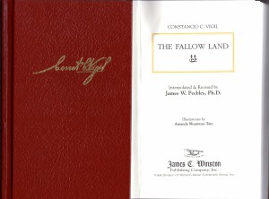 The Fallow Land Title Page