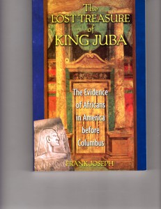 "The Lost Treasure of King Juba<br>$30.00<form target=""paypal"" action=""https://www.paypal.com/cgi-bin/webscr"" method=""post""> <input type=""hidden"" name=""cmd"" value=""_s-xclick""> <input type=""hidden"" name=""hosted_button_id"" value=""3VYN35LKKXE74""> <input type=""image"" src=""https://www.paypalobjects.com/en_US/i/btn/btn_cart_LG.gif"" border=""0"" name=""submit"" alt=""PayPal - The safer, easier way to pay online!""> <img alt="""" border=""0"" src=""https://www.paypalobjects.com/en_US/i/scr/pixel.gif"" width=""1"" height=""1""> </form>"